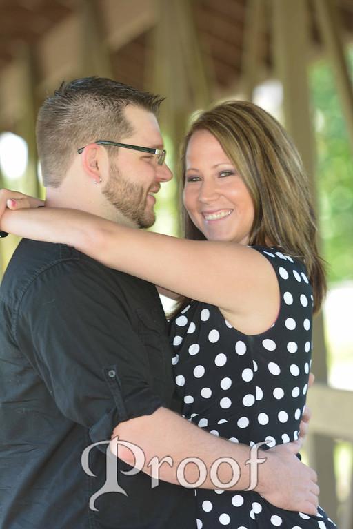 Rebecca & Brandon's Engagement Pics.