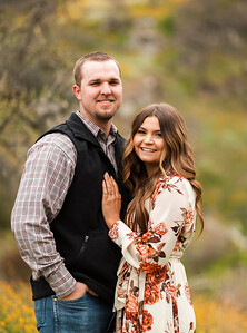 Alexandria Vail Photography Three Rivers Engagement Session Riley   Colton 130