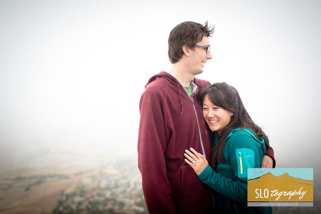 S+J ~ Bishop Peak Engagement