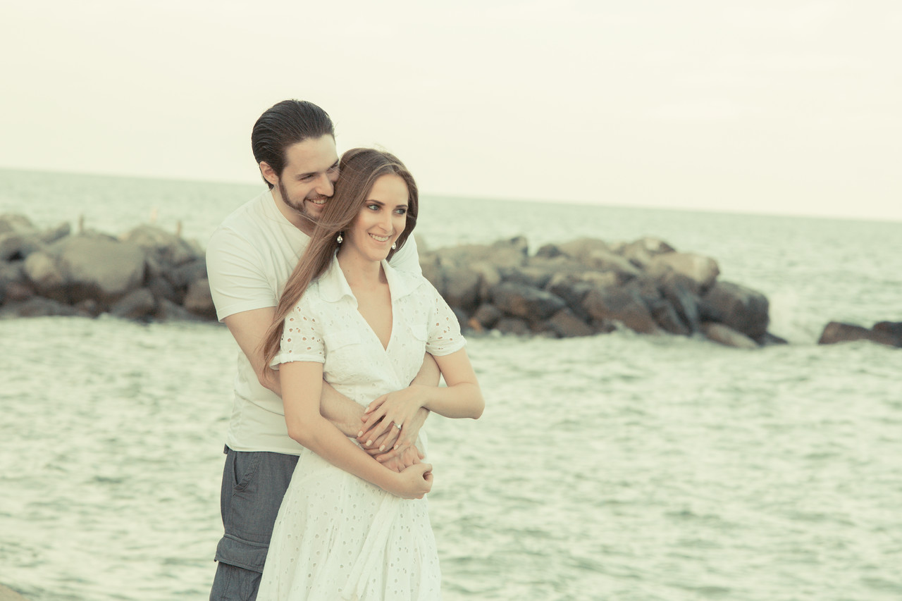 Key Biscayne Engagement Photos Session - David Sutta Photography-240