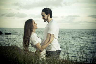 Key Biscayne Engagement Photos Session - David Sutta Photography-250