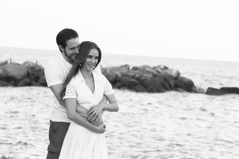 Key Biscayne Engagement Photos Session - David Sutta Photography-239