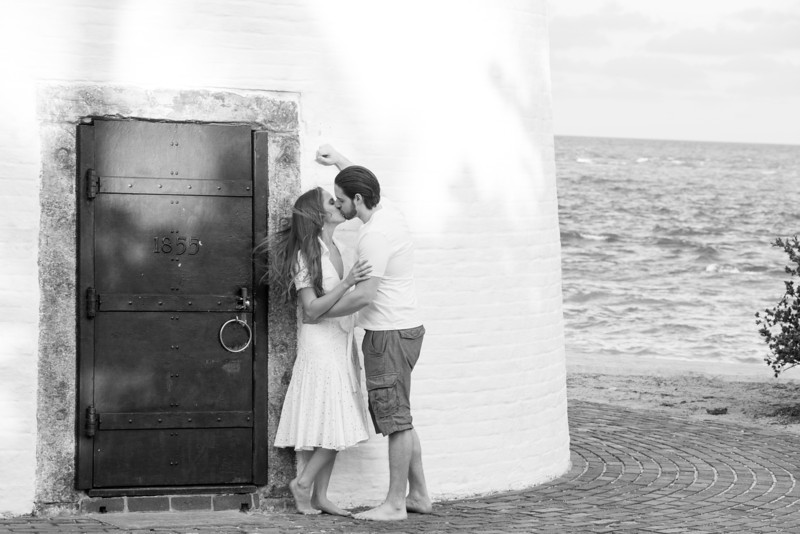 Key Biscayne Engagement Photos Session - David Sutta Photography-133