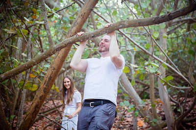 Key Biscayne Engagement Photos Session - David Sutta Photography-224