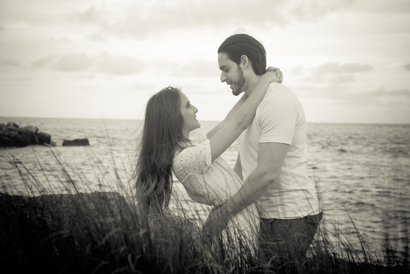 Key Biscayne Engagement Photos Session - David Sutta Photography-255