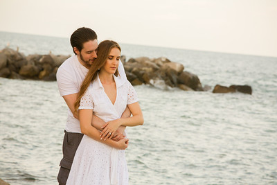 Key Biscayne Engagement Photos Session - David Sutta Photography-244