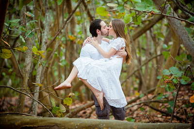 Key Biscayne Engagement Photos Session - David Sutta Photography-211