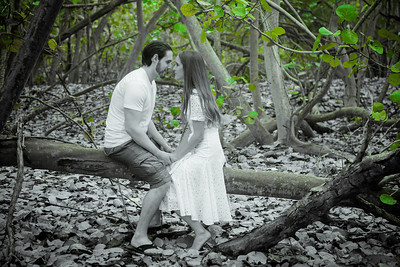 Key Biscayne Engagement Photos Session - David Sutta Photography-214