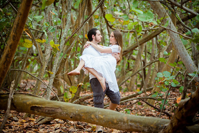 Key Biscayne Engagement Photos Session - David Sutta Photography-209