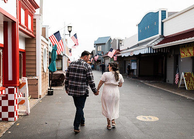Alexandria Vail Photography Monterey Engagement Session 017