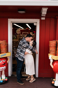 Alexandria Vail Photography Monterey Engagement Session 011