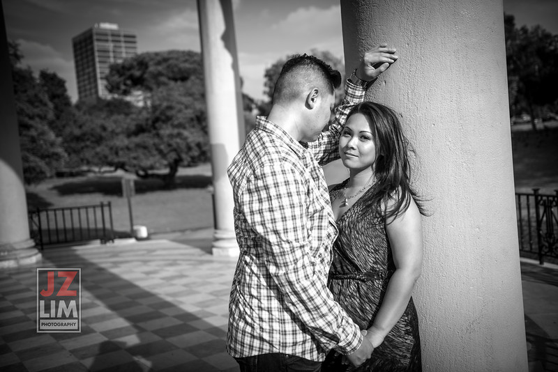 Philip and Samantha Engagement Session