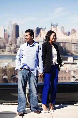 Samreen and Shohil's Engagement