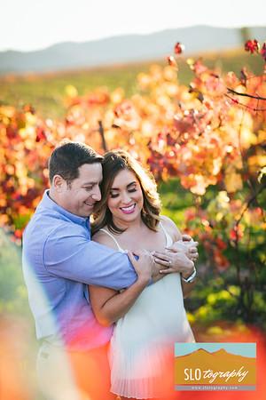Sandy+Adam ~ Engaged!