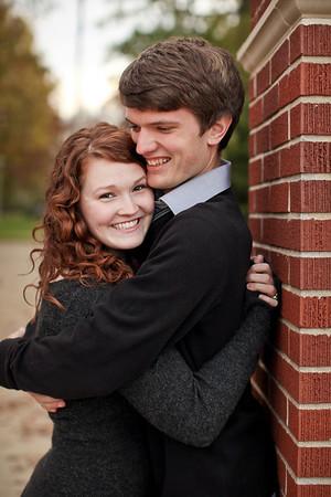 Sara Fisk & Tyler- Engagement- 2012