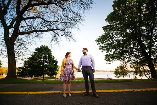 Sara & Justin | Engagement | Kensington Metropark, Milford