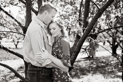 Scott & Erin- Engagement