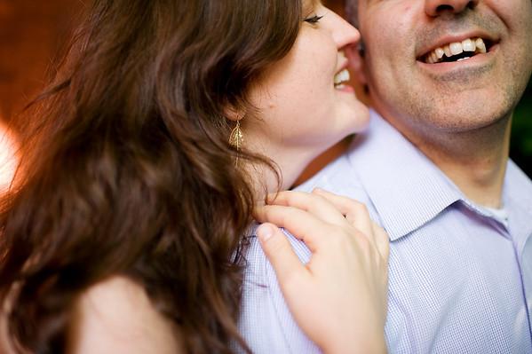 Sebouh & Becky | Engaged