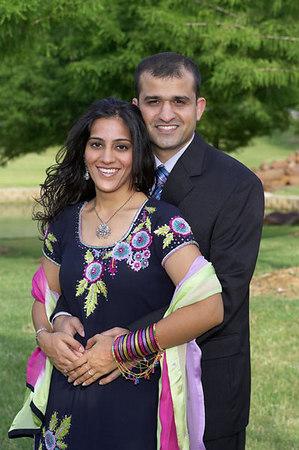 Shireen & Arshad