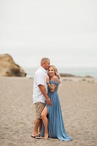 Alexandria Vail Photography Engagement Montana de oro Skye   Joel 019