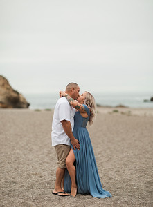 Alexandria Vail Photography Engagement Montana de oro Skye   Joel 013