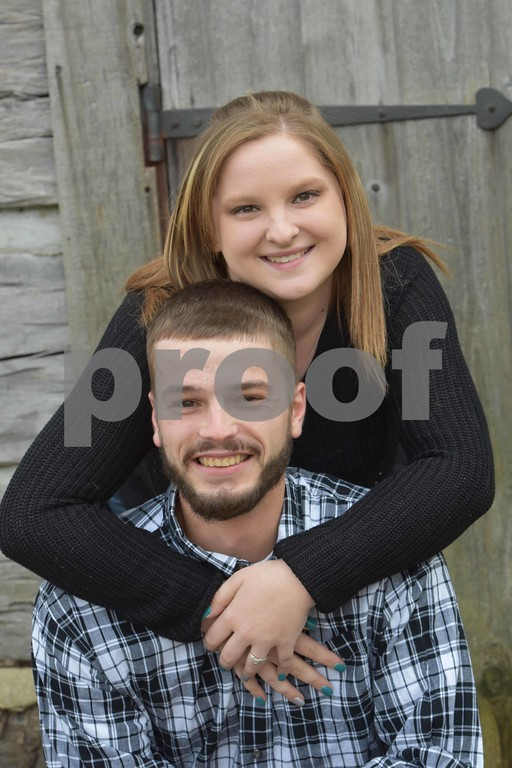 Stephanie & Joe's Engagement Pics.