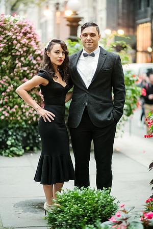 Stephanie and Anthony
