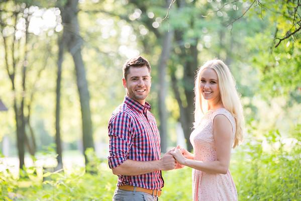 Stephanie and Casey