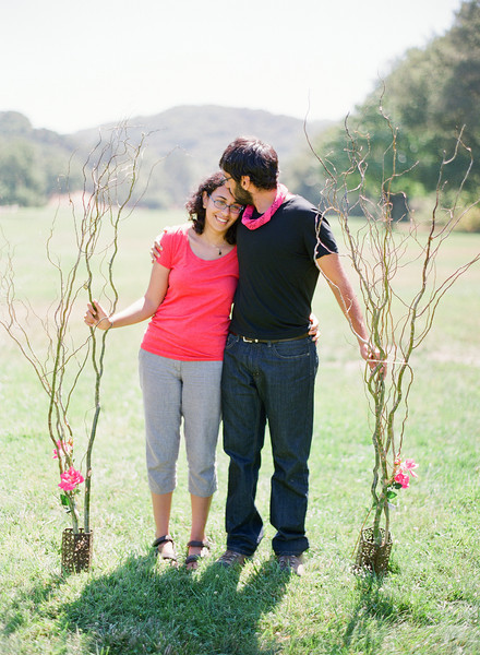Suman and Aroon Engagements