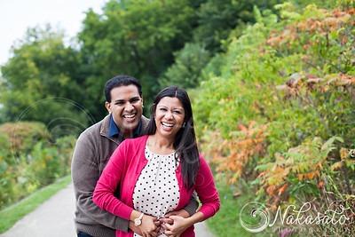 Surbhi & Krishna {engagement session}