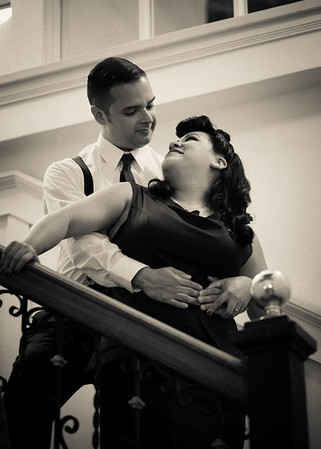 Susie and Frank's Engagement