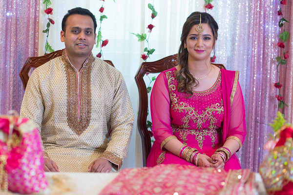 Swapna & Sandeep Engagement Party