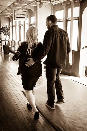Tammy and Wayne's Engagement