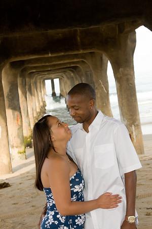 Tanya & John Engagement
