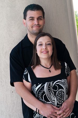 Tara and Andrew Engagement