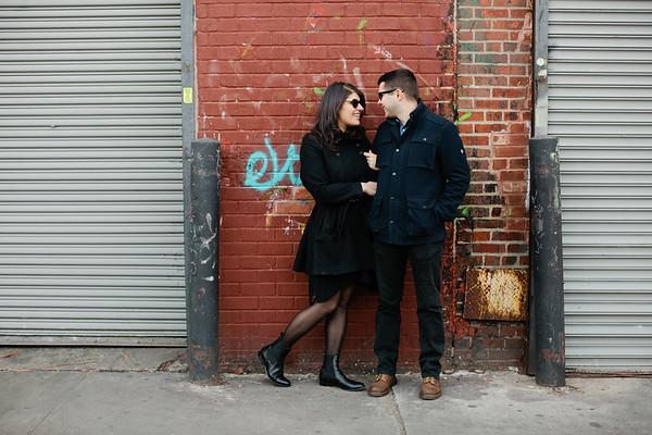 Tatiana + Tommy