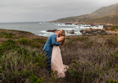 Alexandria Vail Photography Big Sur Engagement Taylor   Chris112