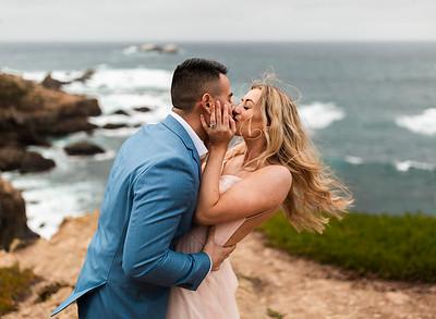 Alexandria Vail Photography Big Sur Engagement Taylor   Chris178