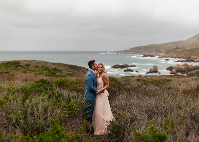 Alexandria Vail Photography Big Sur Engagement Taylor   Chris102