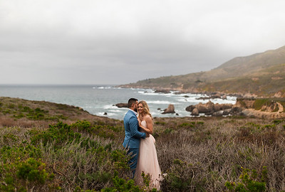 Alexandria Vail Photography Big Sur Engagement Taylor   Chris107