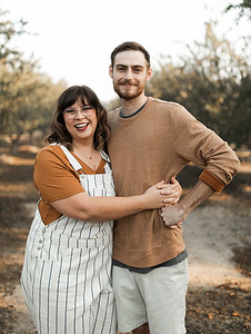 Alexandria Vail Photography Hanford CA Engagement S T 001