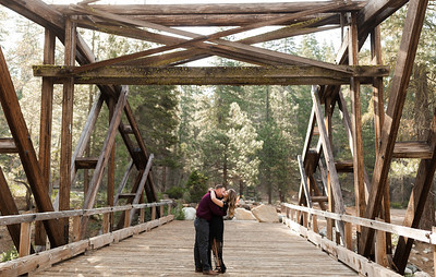 Alexandria Vail Photography Dinkey Creek Engagement Timothy   Kirsten109