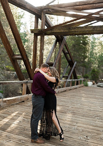 Alexandria Vail Photography Dinkey Creek Engagement Timothy   Kirsten104