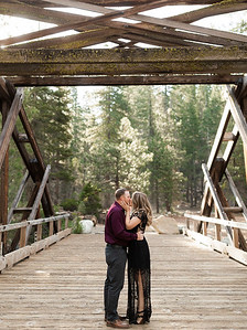 Alexandria Vail Photography Dinkey Creek Engagement Timothy   Kirsten115