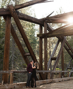 Alexandria Vail Photography Dinkey Creek Engagement Timothy   Kirsten102
