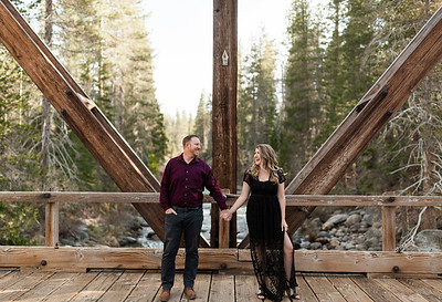 Alexandria Vail Photography Dinkey Creek Engagement Timothy   Kirsten106
