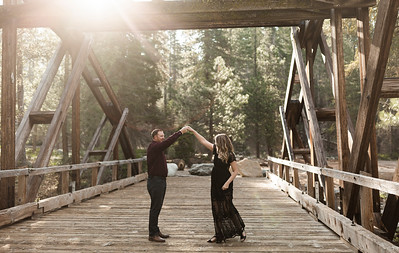 Alexandria Vail Photography Dinkey Creek Engagement Timothy   Kirsten120
