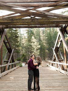 Alexandria Vail Photography Dinkey Creek Engagement Timothy   Kirsten114