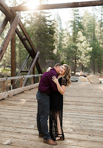 Alexandria Vail Photography Dinkey Creek Engagement Timothy   Kirsten112