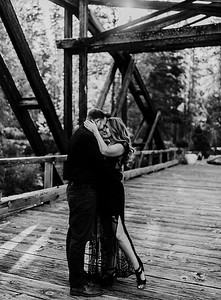 Alexandria Vail Photography Dinkey Creek Engagement Timothy   Kirsten105